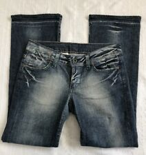 """G-Star Raw Denim Jeans Womens Size 9 27"""" in GUC RRP $289"""