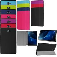 "Smart Flip Leather Stand Case Cover For Samsung Galaxy Tab A6 10.1"" SM-T580 T585"