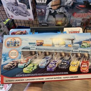 Disney/Pixar Cars - Ultimate Launcher / Carrying Case - New - Mattel