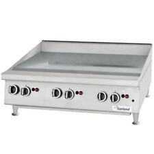 Garland GTGG72-GT72, 72-Inch Wide Heavy-Duty Gas Counter Thermostat-Controlled G