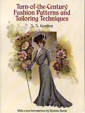Turn of Century Fashion Patterns over 60 Garments to make doll size