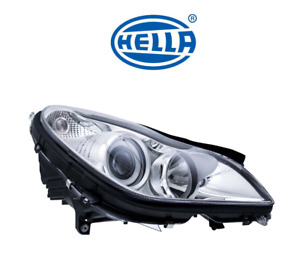OEM HELLA Passenger Right Headlight Headlamp Assembly For Mercedes CLS W219