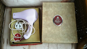Vintage Pifco Electric Hairdryer (Boxed)