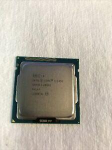 Intel  SR0T8  Processor  i5-3470,   3.20 GHz,  Cores: 4