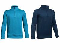 2019 Under Armour UA Golf Junior/Boys Storm Sweater Fleece 1/2 Zip Top - 1289158