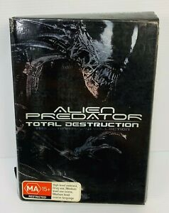 Alien Predator - Total Destruction - The Ultimate DVD Collection Boxset