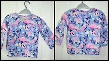 Floral 3 years girl multi colour top sweater Made in China Long sleeve