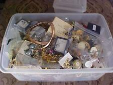 Piece Wearable-Resale-Estate Good-1940's-today Vintage Jewelry Lot-15