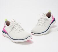 Skechers Flex Appeal 2.0 Stretch Knit Slip-on Women's Sneakers- Turn 9 M