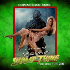 RETURN OF SWAMP THING, -Original Soundtrack by Chuck Cirino