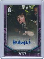 Joe Dempsie as Cline Autograph Card - 2018 Doctor Who Signature Series - Topps
