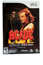 AC/DC Live: Rock Band Track Pack (Nintendo Wii, 2008)
