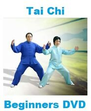 Tai Chi DVD Beginners Guide Gentle Exercise Relaxation Peace Stamina Meditation