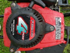 Honda Rotavator tiller cultivator FG200