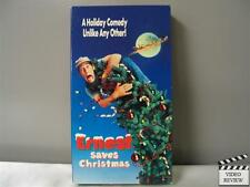 Ernest Saves Christmas (VHS, 1996)
