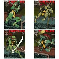 IDW Mexico Teen Mutant Ninja Turtles #1 Kevin Eastman and Dan Duncan Variant Set