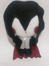 Vampire Plush Chibi Kawaii Cute Goth