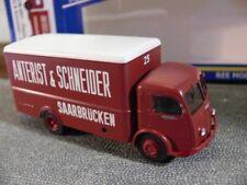 1/87 ree panhard Movic Anterist & schneider sarrebruck cb-051