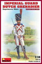 Miniart 16018 - 1:16 Imperial Dutch Grenadier Napoleonic Wars