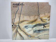 Ambient 4 On Land Brian Eno  Vinyl Record                            slp51