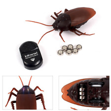 New Cockroach Insect Bug Remote Control Car Vehicle Electric Roach Animal Toys