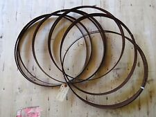 "Set of 5 13'5"" or 161"" X 3/4"" X 6 TPI Bandsaw Blade Wood Band Saw New with Rust"