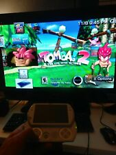 Sony PSP go pearl white CFW with N64. PS1. Gameboy + DS games & PSP games