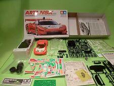 KIT (unbuilt) 288 TAMIYA ARTA NSX 2005 + PHOTO-ETCHED PARTS -1:24 - GOOD IN BOX