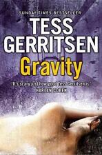 NEW Gravity By Tess Gerritsen Paperback Free Shipping