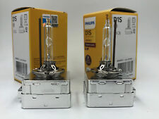 2x New OEM Philips D1S Xenon HID 35W Headlight Bulb for 10-13 Hyundai Equus
