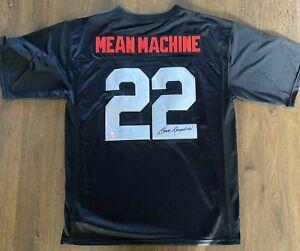 Burt Reynolds Autographed Mean Machine Football Jersey