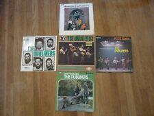 The Dubliners 5-album set- Revolution, Hometown!, It's..., 7 Deadly Sins, First