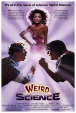 """WEIRD SCIENCE Movie Poster [Licensed-NEW-USA] 27x40"""" Theater Size (John Hughes)"""