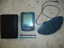 Vintage Royal DaVinci Dv2 Palm Size Organizer Pda Pocket Pc Folding Keyboard 2Mb