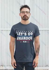 Let's Go Brandon Joe Biden Funny Humor T shirt Trump 2024 Political Tee Shirts