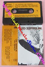 MC LED ZEPPELIN I Omonimo Same italy ATLANTIC W 440031 PAGE no cd lp vhs dvd