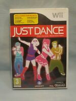 Just Dance (Wii) - Game Nintendo Manual Included