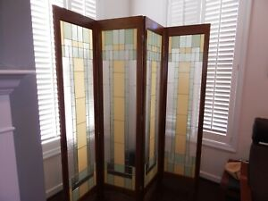 Stained Glass Room Dividers Business for Sale