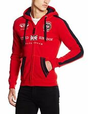 Geographical Norway Gastaldo MEN, Felpa Uomo, Rosso (Rosso), XL (Y6V)