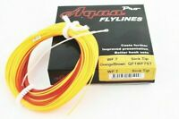 AquaPro WF Sinking Tip Orange Fly Fishing Line Plus Free Braided Loop Connector