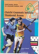 1999 Tipperary Senior Hurling County Final