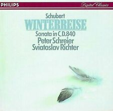Schubert: Winterreise, , , Very Good