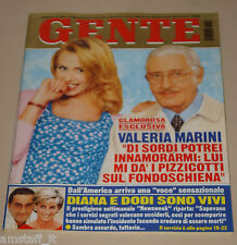 GENTE=1997/44=ALBERTO SORDI VALERIA MARINI=TOBIAS MORETTI E REX=WENDY WINDHAM=