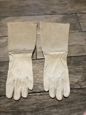 New Handlandy Pruning Gloves for Men & Women Medium Light Beige