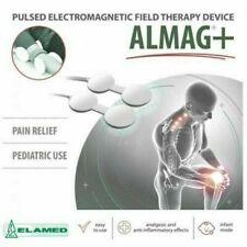 Almag+  ELAMED  device 220 V / 3 YEARS WARRANTY/SALE TO 10.01