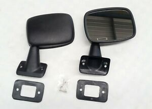 DOOR MIRROR MIRRORS LEFT RIGHT HAND PAIR DM113 FITS TOYOTA HILUX LN50 RN50