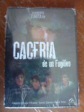 CACERIA DE UN FUGITIVO HUMBERTO ZURITA DVD REGION 1&4 LATIN SPANISH 1991