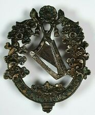 More details for  the dublin philharmonic orchestra band cap hat badge - vintage band badge