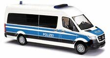 """Busch 1:87 52606 Mercedes Benz Sprinter """"Polizei Hamburg"""" - NEU!"""