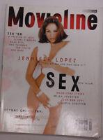 Movieline Magazine Jennifer Lopez & Madeleine Stowe February 1998 052515R